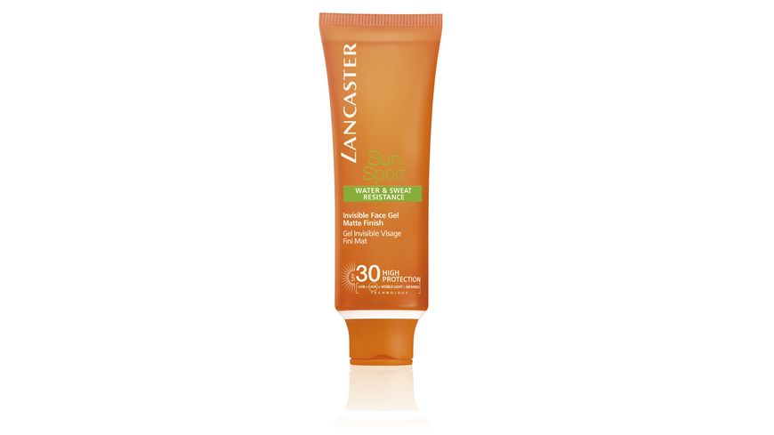 Lancaster Sun Sport Invisible Face Gel SPF 30
