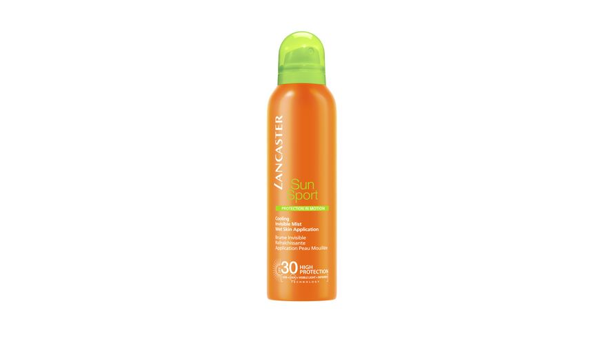 Lancaster Sun Sport Cooling Invisible Body Mist LSF 30