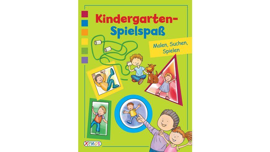 Buch Xenos Kindergarten Spielspass