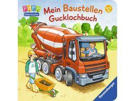 Ravensburger BilderMein Baustellen Gucklochbuch