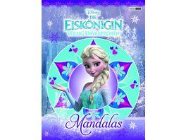 Buch Panini Disney Die Eiskoenigin Mandalas