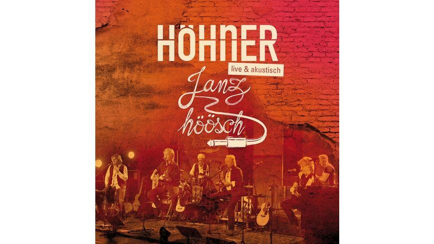 Janz Hoeoesch Live Akustisch