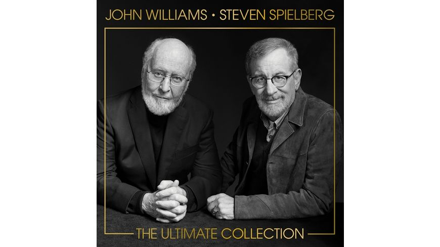 Williams Spielberg The Ultimate Coll 3CD DVD