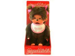 Monchhichi Classic Maedchen 20 cm rosa