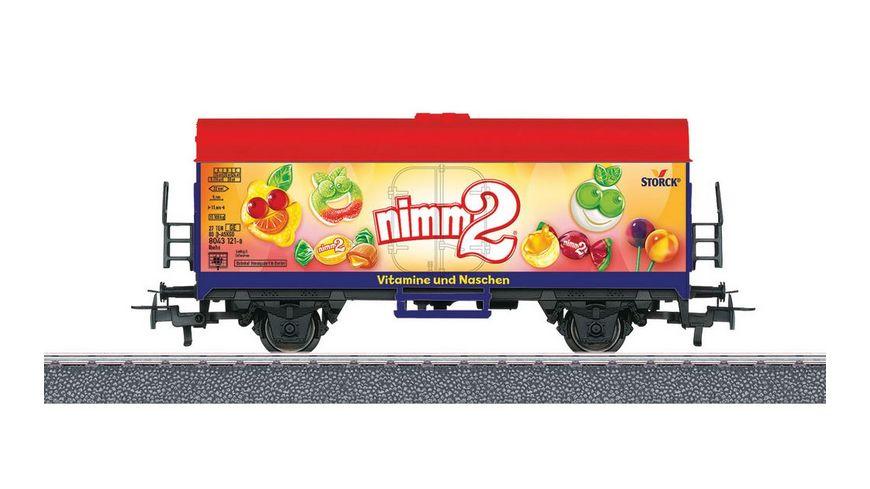 """Märklin 44215 - Start up - Kühlwagen """"Nimm 2"""""""