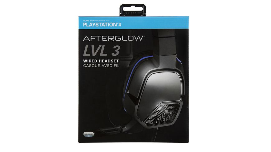 Afterglow Level 3 Stereo Headset PS4