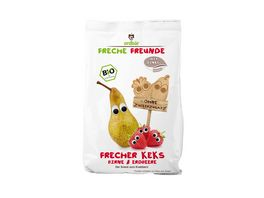 Freche Freunde Bio Frecher Keks Birne Erdbeere