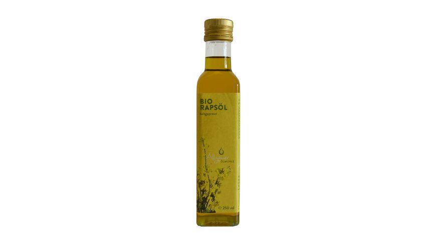 Allgäuer Ölmühle Bio Rapsöl
