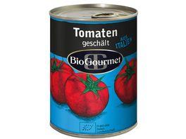 BioGourmet Tomaten geschaelt