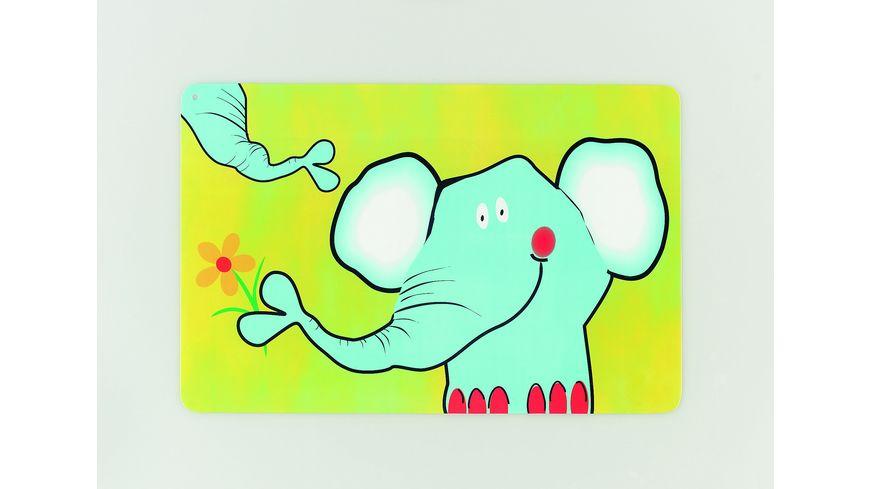 kela Tischset Picture Elephant 44x29 cm