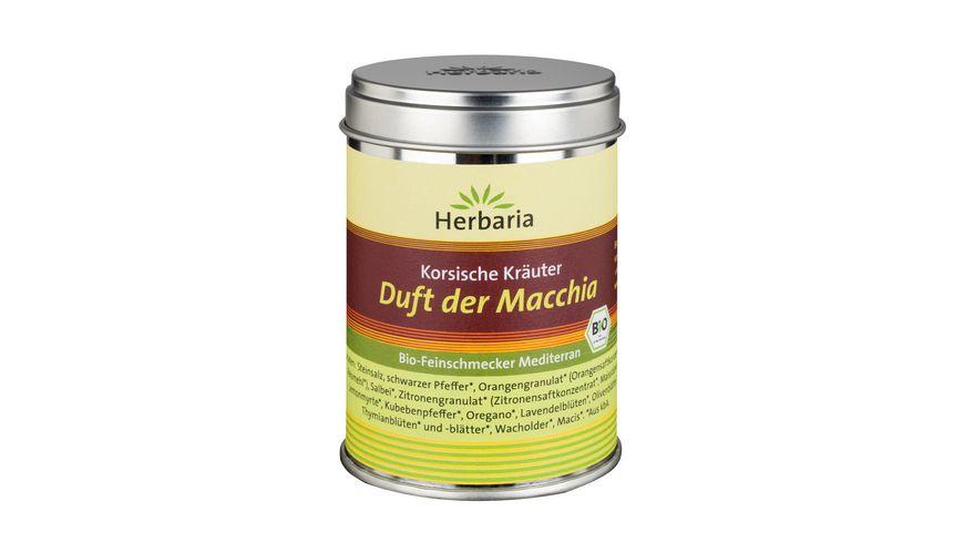 Herbaria Duft der Macchia bio M Dose