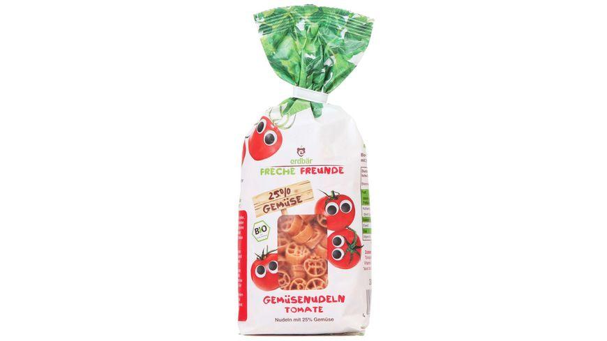 Freche Freunde Bio Gemuesenudeln Tomate