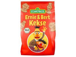 SESAMSTRASSE Ernie Bert Kekse
