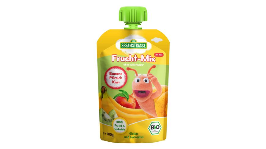 SESAMSTRASSE Frucht Mix Finchen