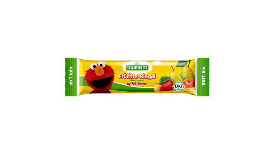 SESAMSTRASSE Fruechte Riegel Elmo
