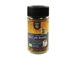 GEPA Bio Cafe Benita gefriergetrocknet