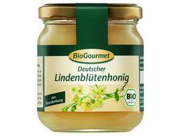 BioGourmet Deutscher Lindenbluetenhonig