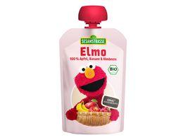 SESAMSTRASSE Frucht Mix Elmo Apfel Banane Himbeere
