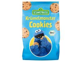 SESAMSTRASSE Kruemelmonster Cookies