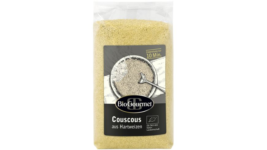 BioGourmet Couscous