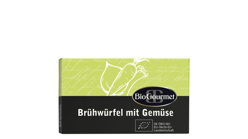 BioGourmet Gemuesebruehe