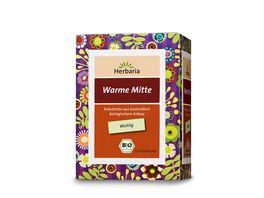 Herbaria Warme Mitte Tee bio 15 FB