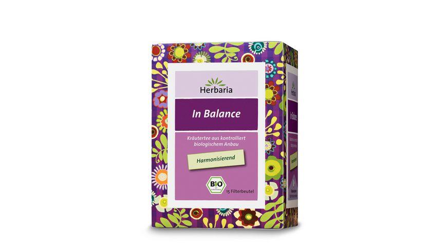 Herbaria In Balance Tee bio 15 FB