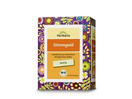 Herbaria Stimmgold Tee bio 15 FB