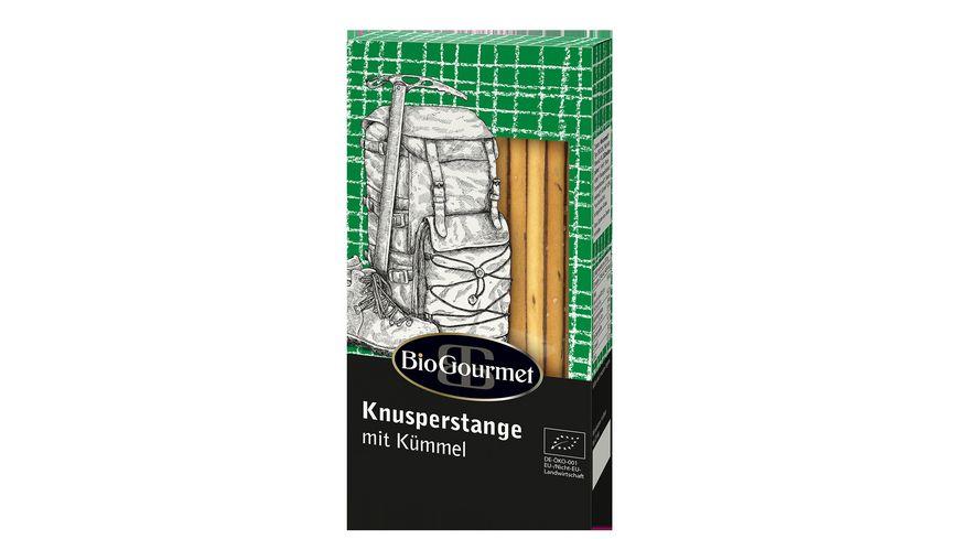 BioGourmet Knusperstangen Kuemmel