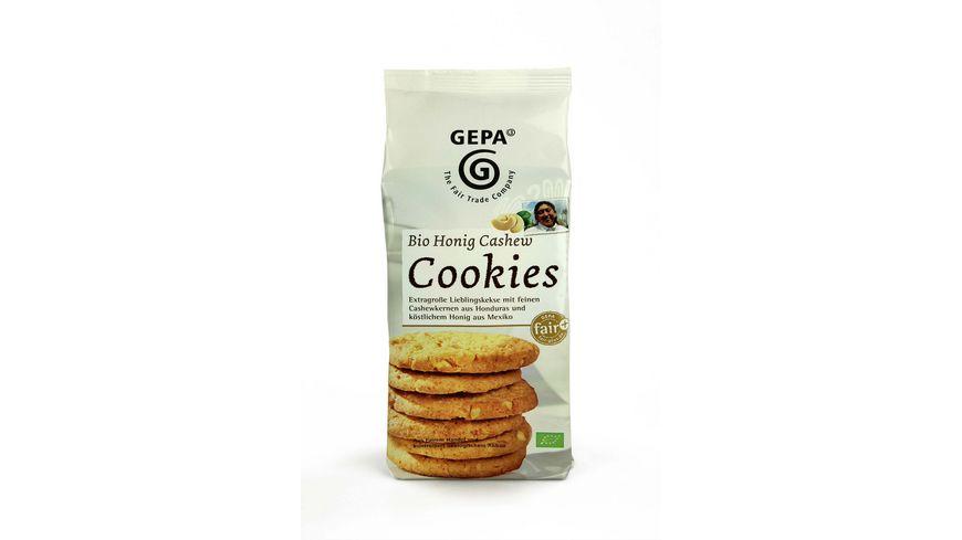 GEPA Bio Honig Cashew Cookies
