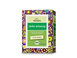 Herbaria Voller Schwung Tee bio 15 FB