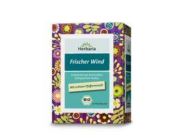 Herbaria Frischer Wind Tee bio 15 FB