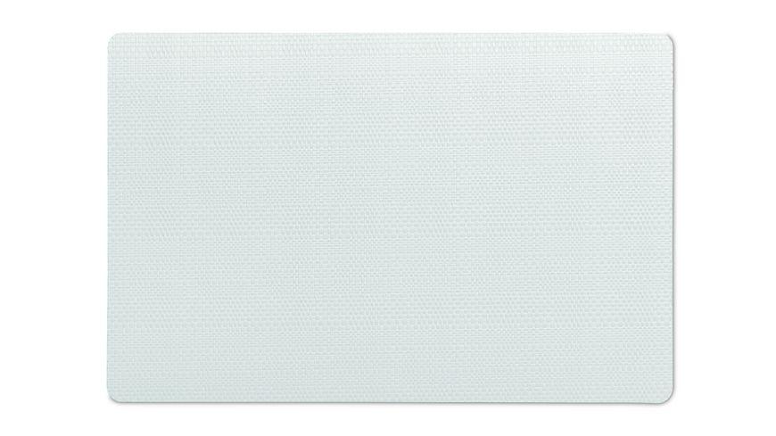 kela Tischset Calina 44x30 cm weiss
