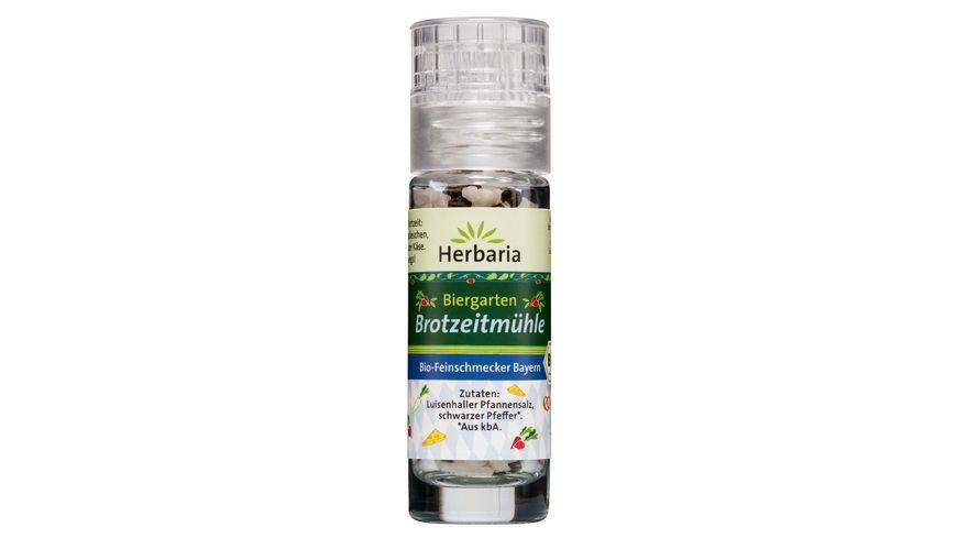 Herbaria Biergarten bio Mini Muehle