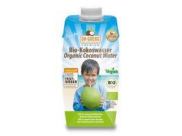 Dr Goerg Premium Bio Kokoswasser