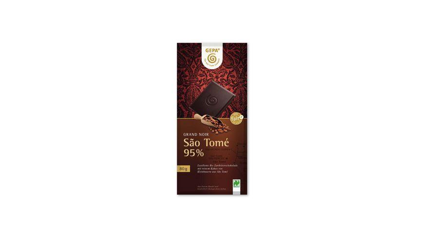 GEPA Sao Tome 95 Schokolade