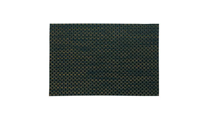 kela Tischset Plato 45x30 cm schwarz