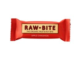 RAW BITE BIO Apple Cinnamon Riegel