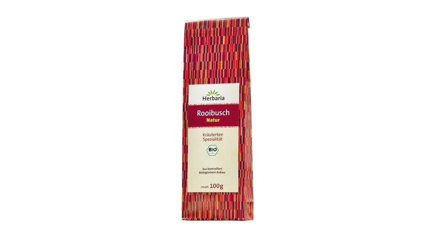 Herbaria Rooibusch Tee Natur bio