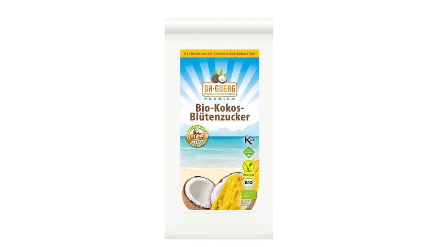 Dr Goerg Premium Bio Kokosbluetenzucker