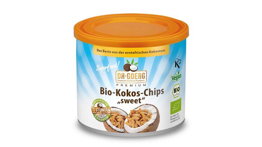 Dr Goerg Premium Bio Kokos Chips