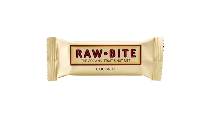 RAW BITE BIO Coconut Riegel