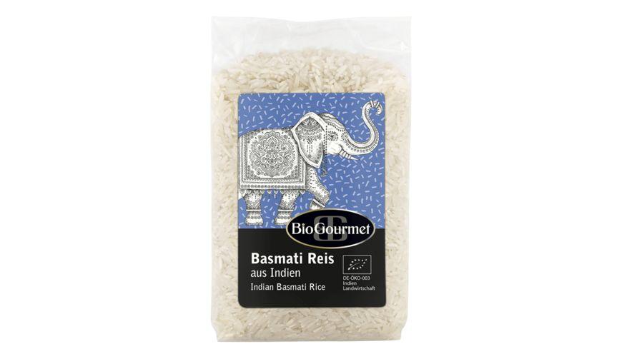 BioGourmet Basmati Reis