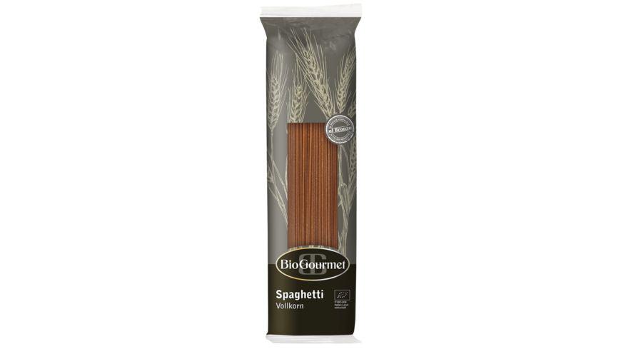 BioGourmet Spaghetti Vollkorn