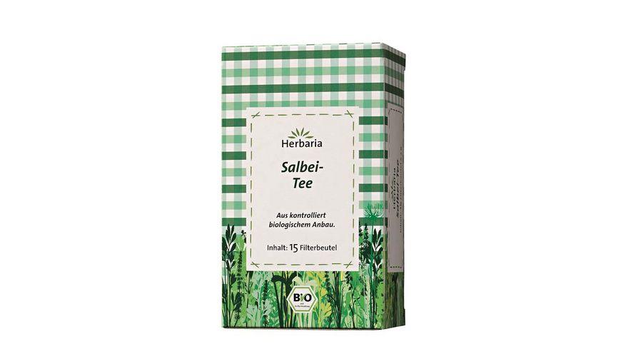 Herbaria Salbei Tee bio 15 FB
