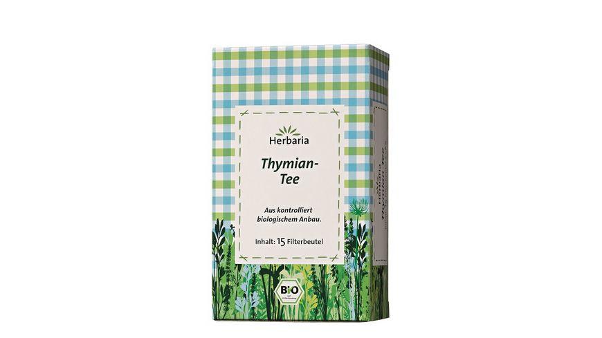 Herbaria Thymian Tee bio 15 FB