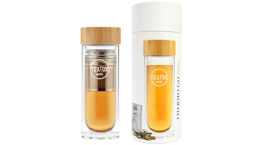 TEATOX Thermo Go Bottle