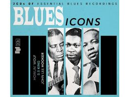 Blues Icons