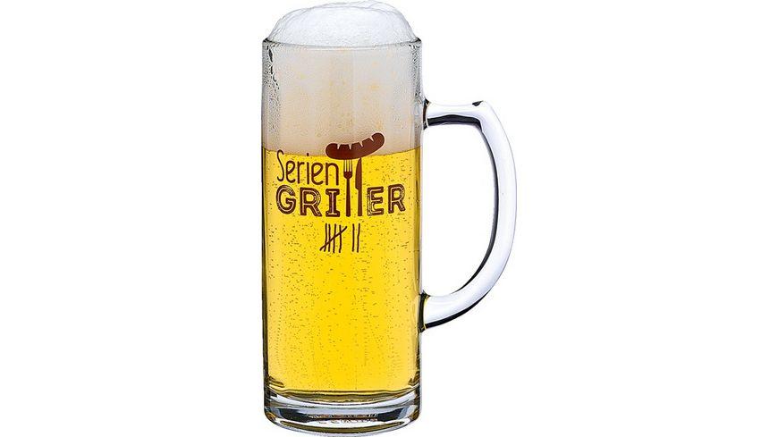 Bierseidel Seriengriller 0 3l