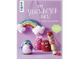 Buch frechverlag Das Strickliesel Buch